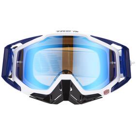 100% Racecraft Anti Fog Mirror - Masque - bleu